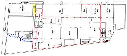 First Floor Studio Plans